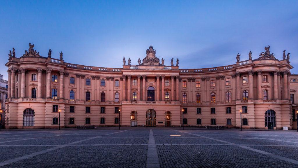 Humboldt-Universität Zu Berlin Berlin